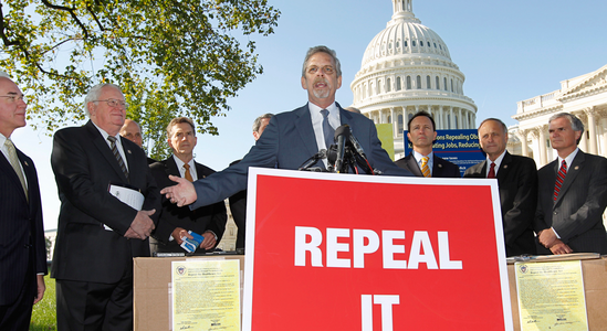 Case Study: Repeal It Now