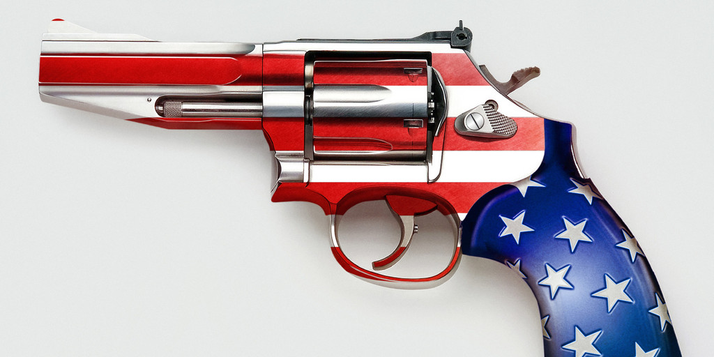 'Gun Appreciation Day,' Invokes 'Django Unchained'