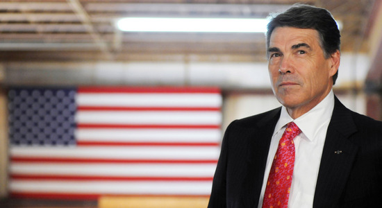 Why Rick Perry's Presidential Campaign Is Fumbling For Cash