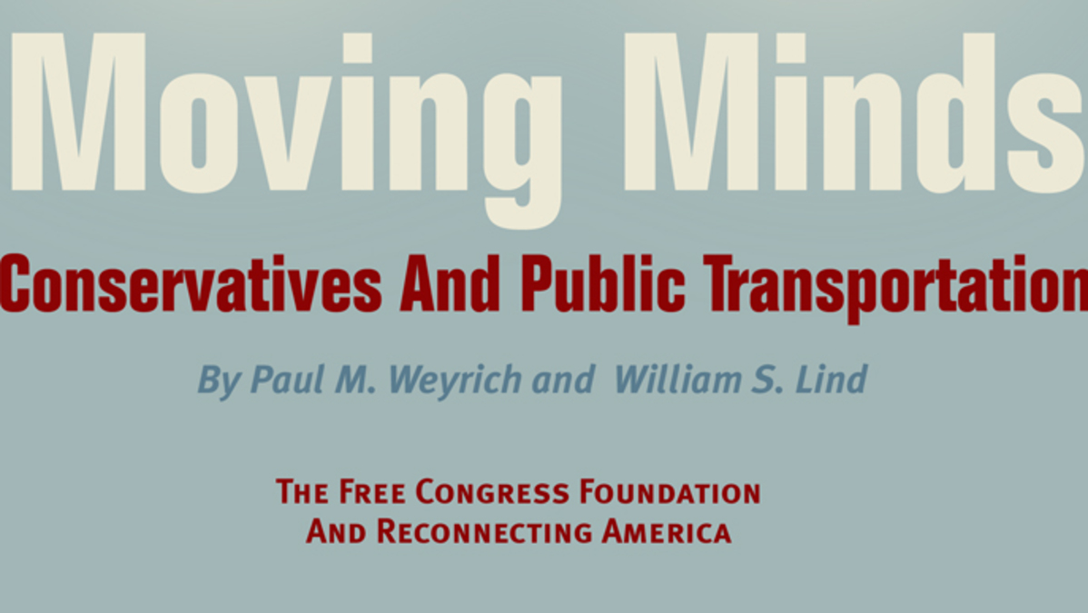 Historic Free Congress & American Public Transportation Association (APTA) Papers