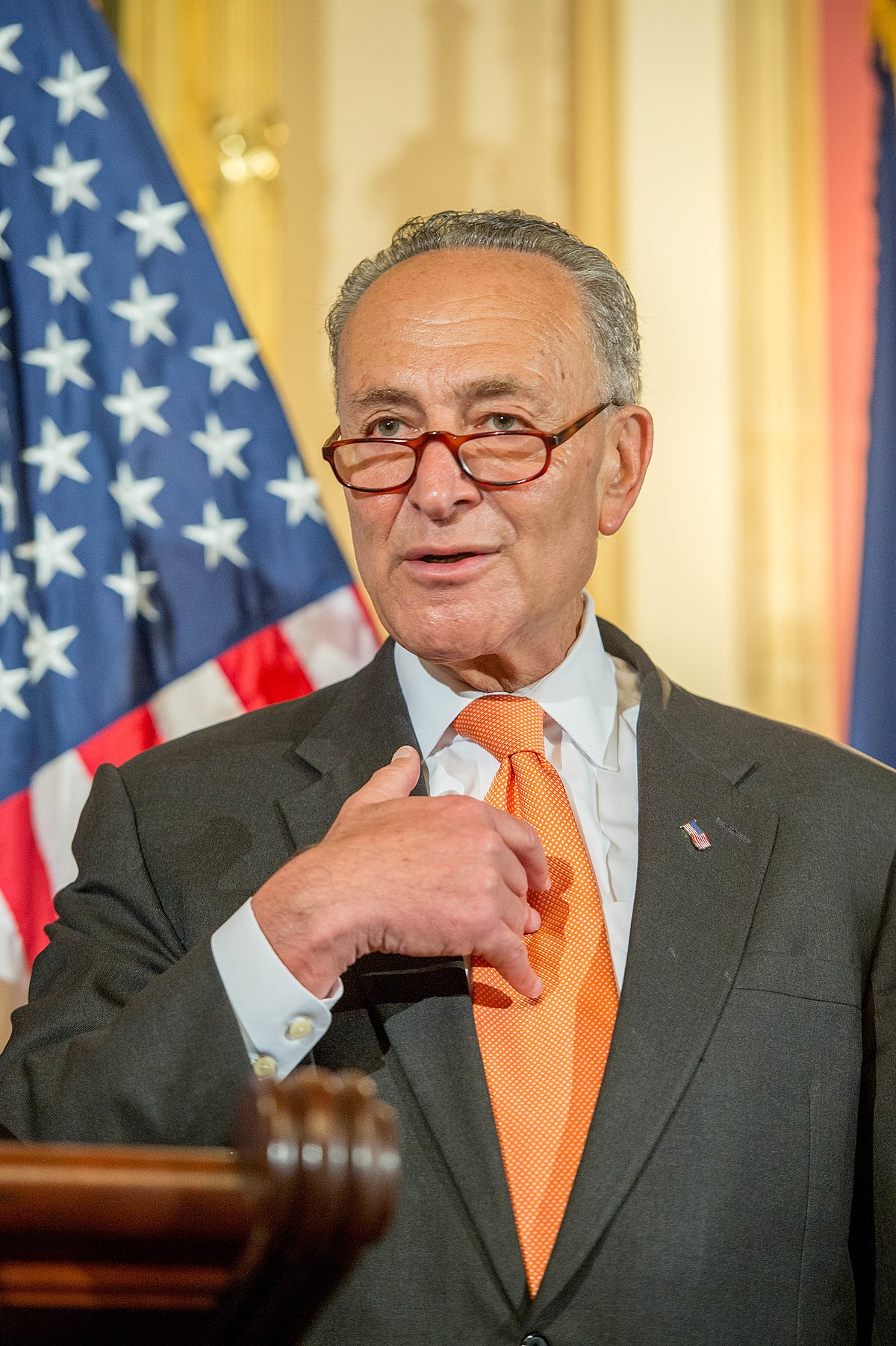 Letter to Schumer Re: Coronavirus