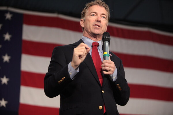 Rand Paul Recovers from COVID-19