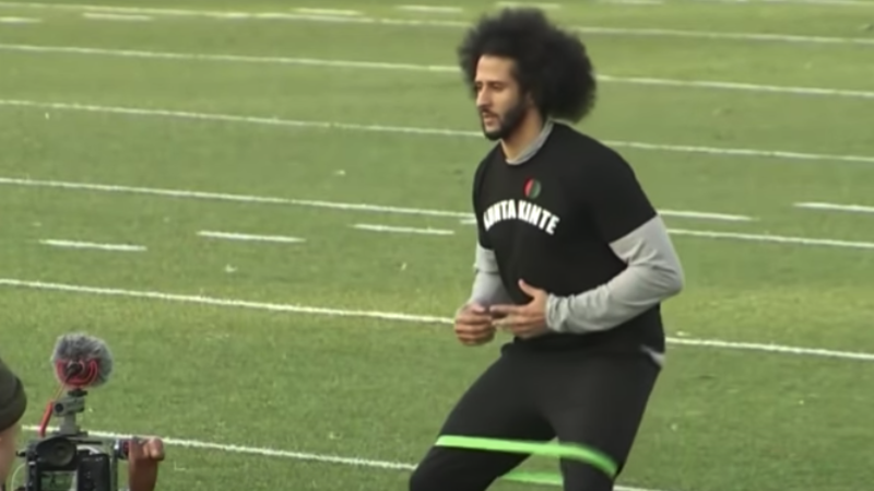 Kaepernick Just Bashed July 4 as 'Celebration of White Supremacy' – Here's What He Said About It Under Obama