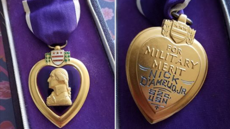 Martha McSally to help reunite a Purple Heart medal found in Tucson Goodwill