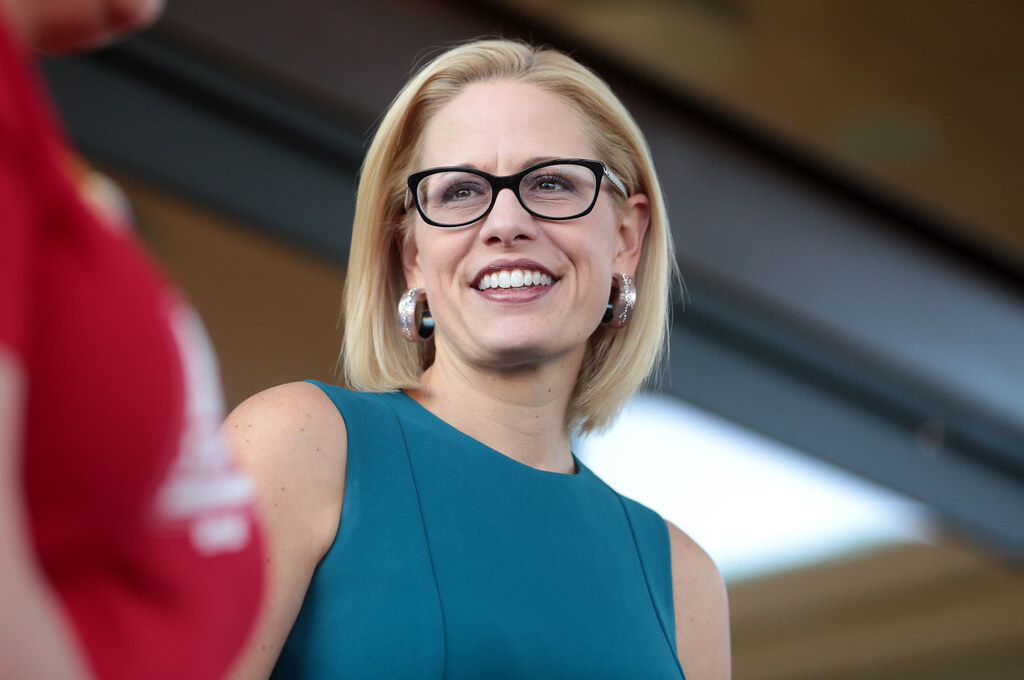 Impeachment vote shows Kyrsten Sinema isn't so independent, after all