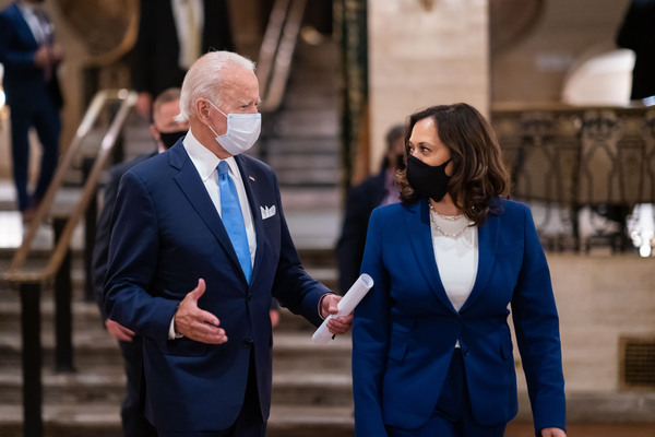 Biden-Harris Democrats Are Trying to Erase Our Founding Principles