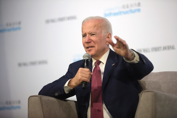 Joe Biden Is for Chaos, Not Law and Order