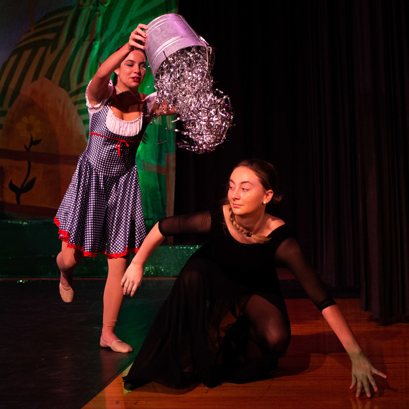 A Tale of Two Witches of OZ 2018 Musical Production