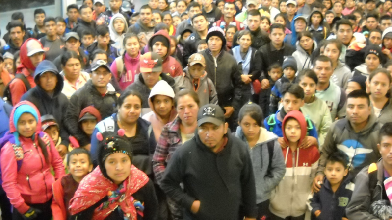 Border shock: Eighteen-wheelers unloading migrants and drugs, and 'cartels are having a field day'