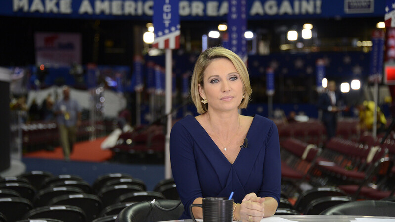 CBS News fires staffer who had access to leaked Amy Robach audio