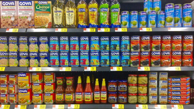 GoFundMe campaign raising money to buy Goya products for food pantries surpasses $127,000