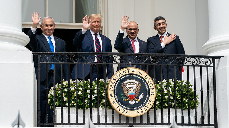 Trump's Middle East Peace Deals Proved 'Experts' And Pundits Wrong
