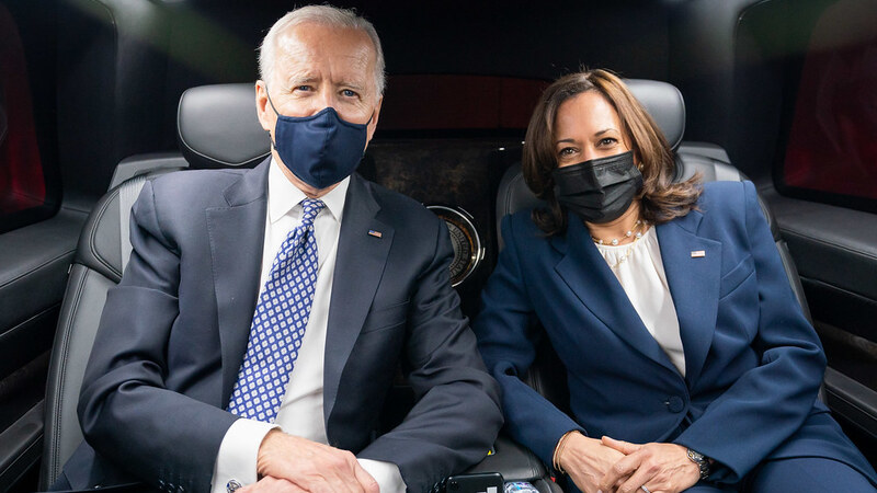 Biden: Wearing a Mask Despite Being Vaccinated 'a Patriotic Responsibility, for God's Sake'