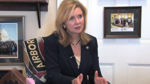 Representative Marsha Blackburn (R,TN) on American Healthcare Reform