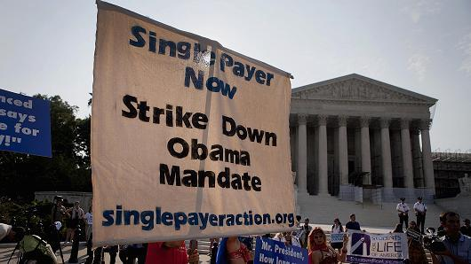 Obamacare's slippery slope to single-payer system