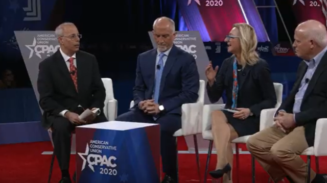 Prescription for Failure: The Ills of Socialized Medicine (CPAC 2020)