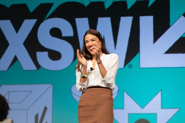 Ocasio-Cortez claims climate change is driving migrant crisis