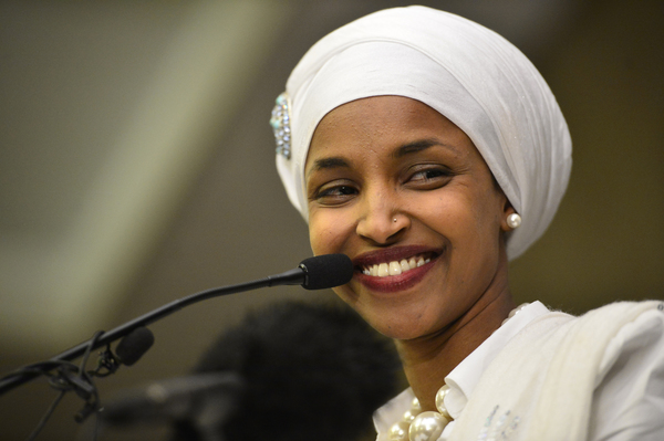 New York Post's front page calls out Rep. Ilhan Omar's 9/11 comments: 'Here's your something'