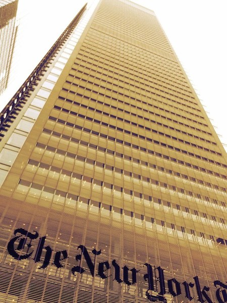 New York Times writer calls for Doxxing of US Border Patrol agents