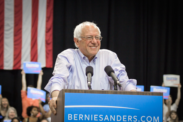 Bernie Sanders feels the union burn over minimum wage fiasco