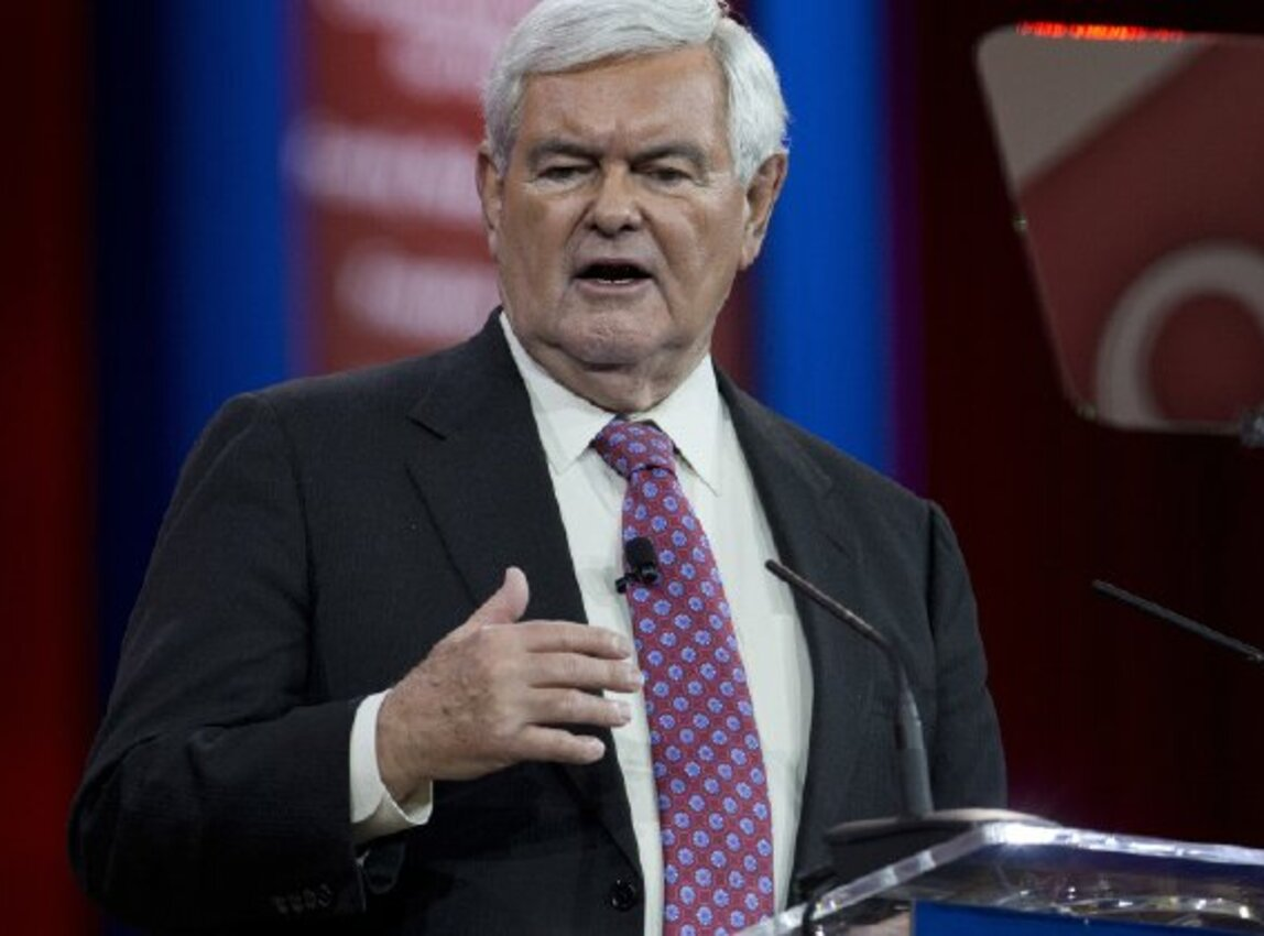 Newt Gingrich Puts Kamala Harris In a No-Win Situation Over Amy Coney Barrett