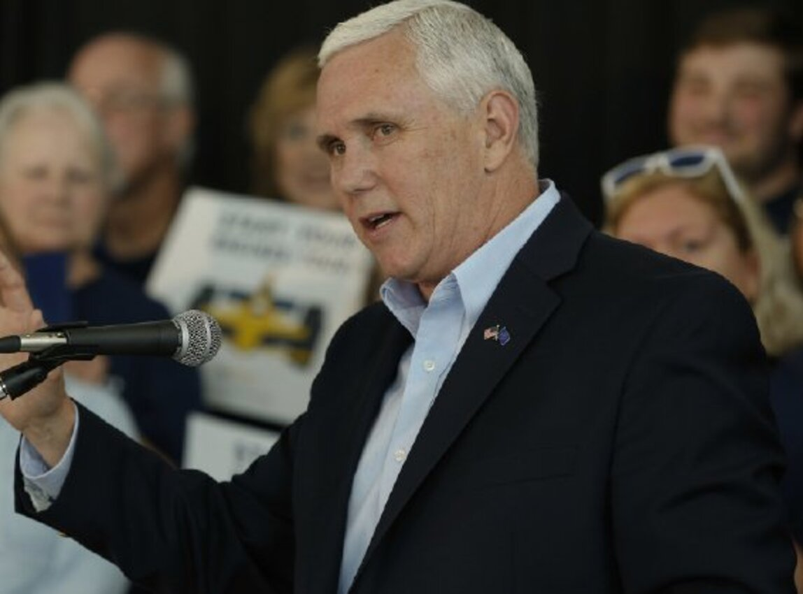 Mike Pence allegedly enraged at President Trump: GOP senator says he's never seen the VP as 'angry as he was today'