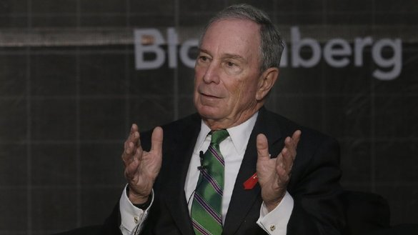 Bloomberg gets oil companies, dozens of others to join climate disclosure pact
