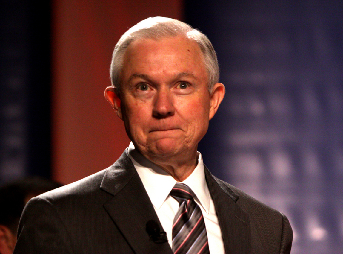 Sessions floats federal law that would protect states that decriminalize marijuana