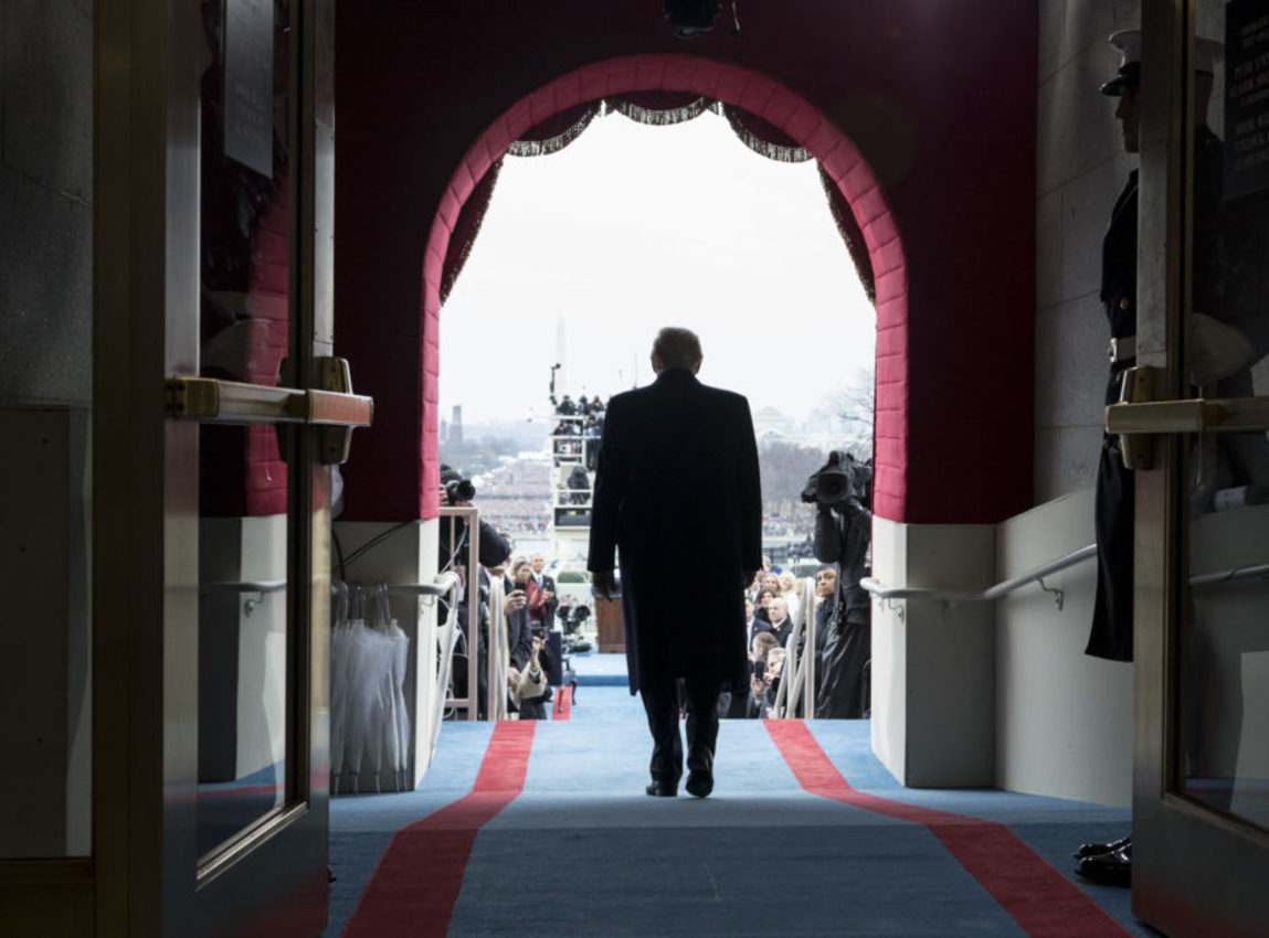 Trump and the Invasion of the West