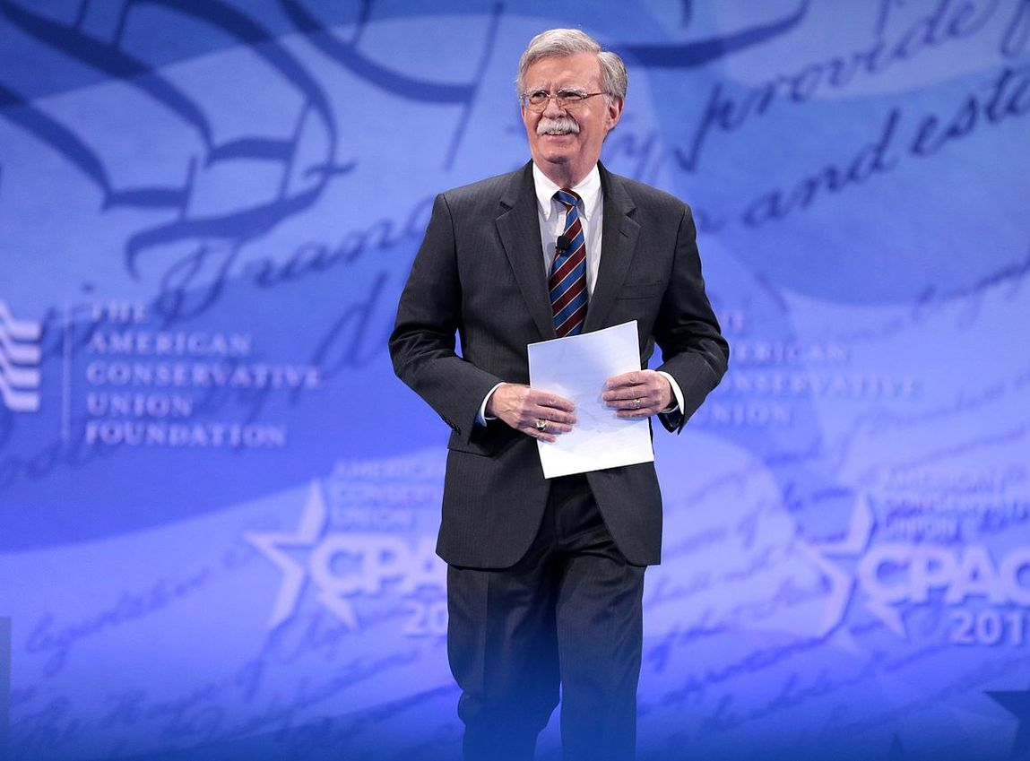 Bolton: U.S. election hack a serious matter, 'hard to believe' Putin didn't know about
