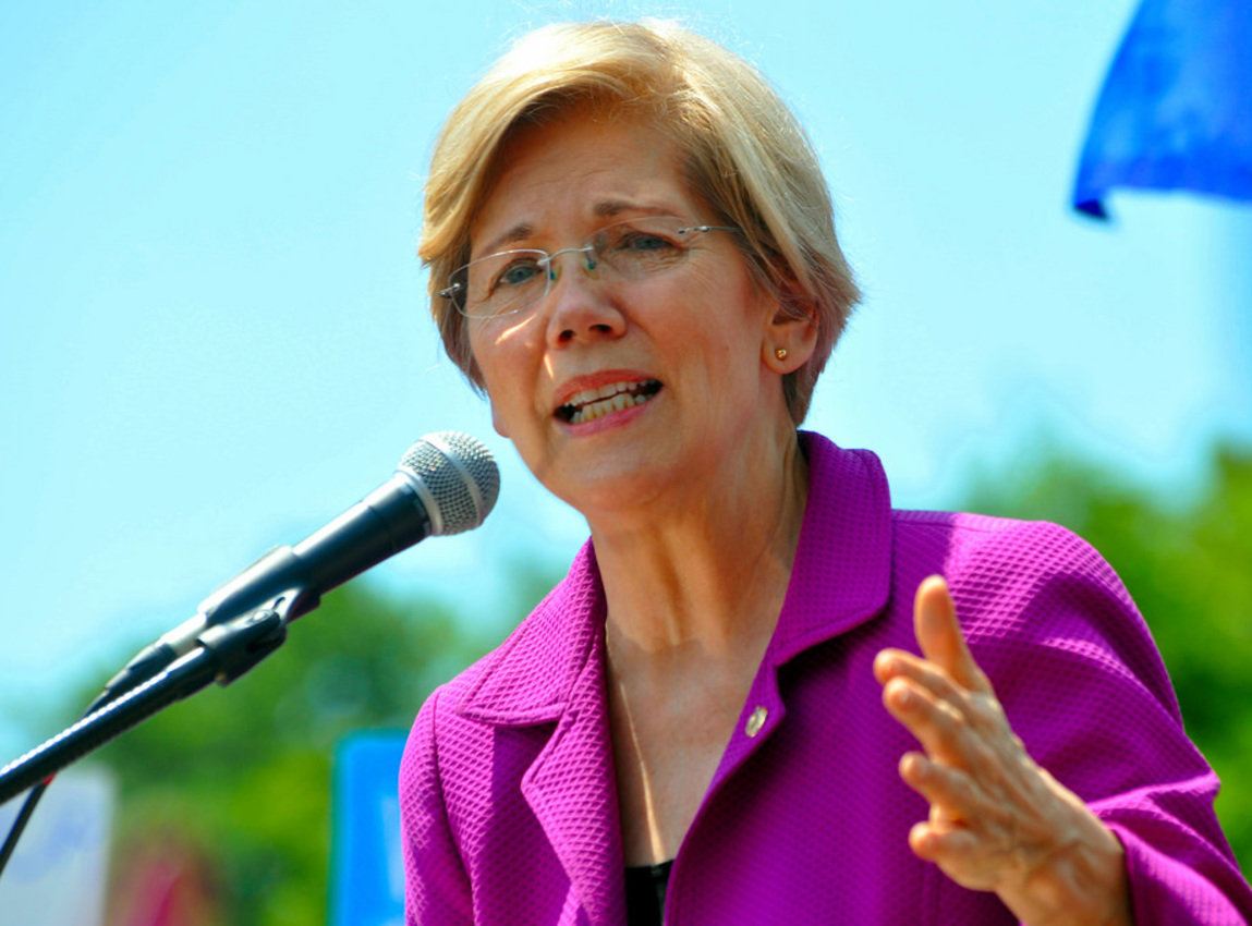 Elizabeth Warren's Batty Plan to Nationalize . . . Everything