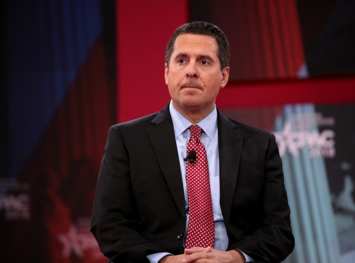 Devin Nunes says House Intel will release Russia investigation deposition docs