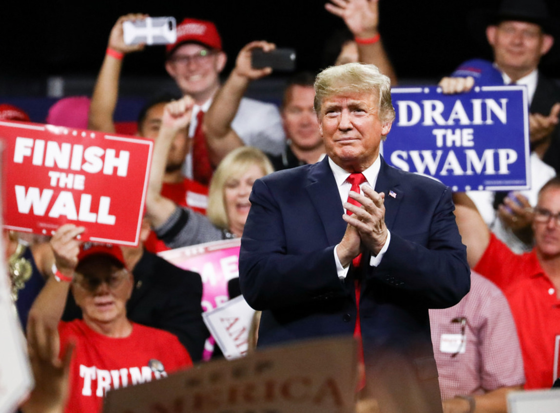 Trump campaign blows past 2020 Dems with latest fundraising haul, sitting on over $100M