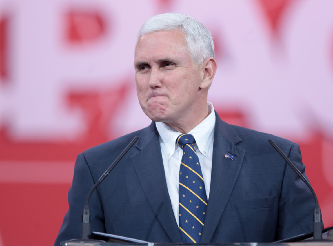 Trump slams New York Times 'phony story' that he doubts Mike Pence loyalty