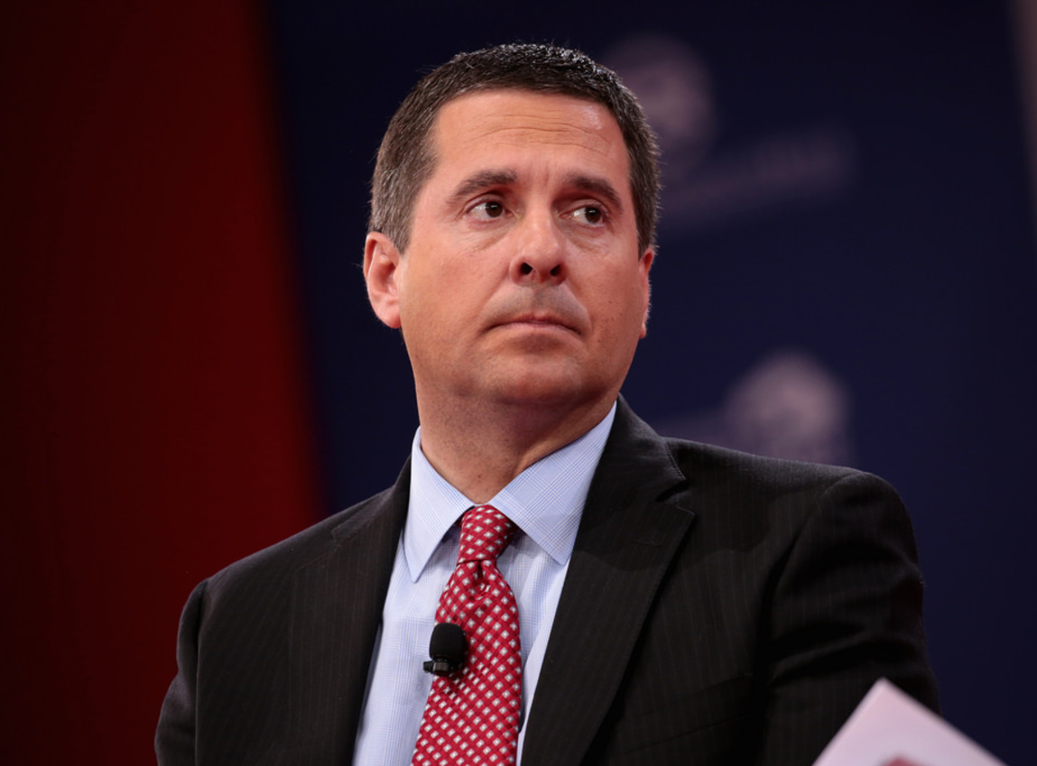 Devin Nunes: 'Fourth bucket' of classified emails show info withheld from FISA court