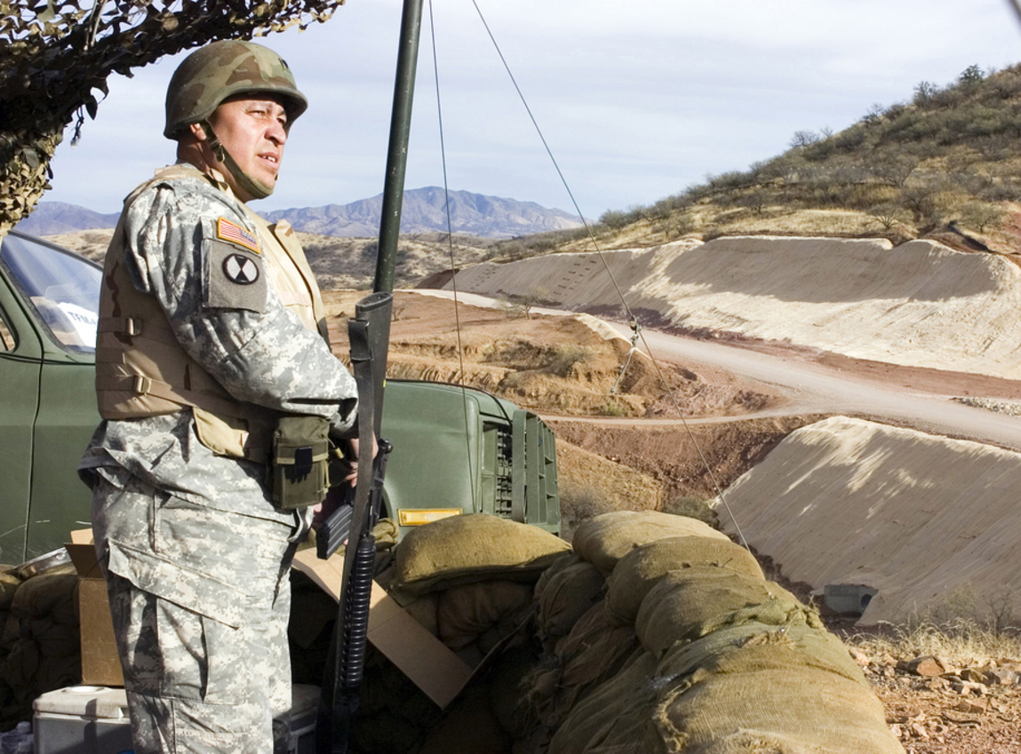 Securing southern border is Trump's obligation