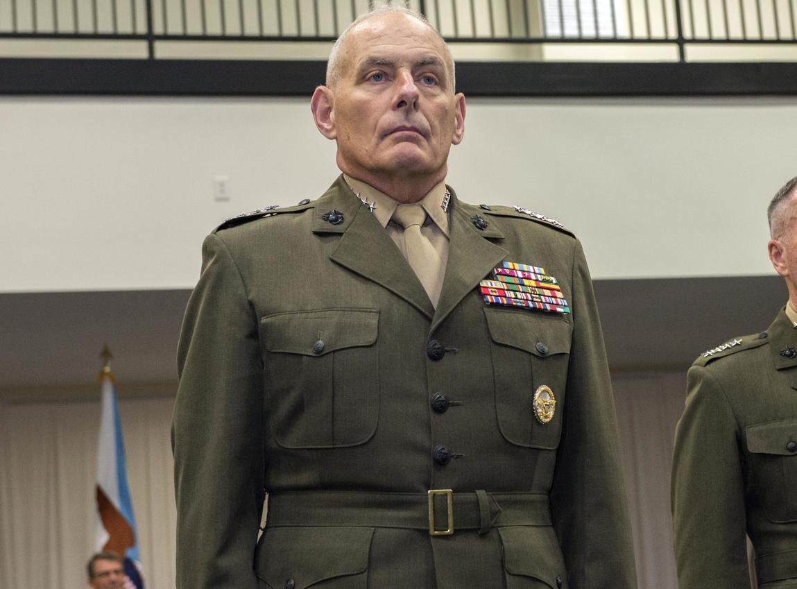 Trump considering handful of candidates for chief of staff