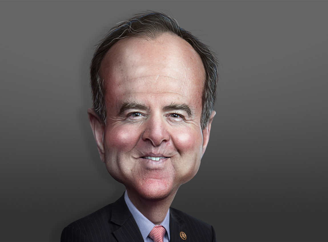 GOP challenger files ethics complaint against Schiff for purporting to obtain compromising