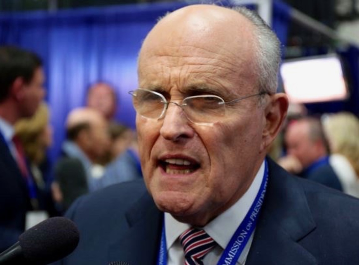 Giuliani Can't Say No One Colluded, Only That Trump Didn't