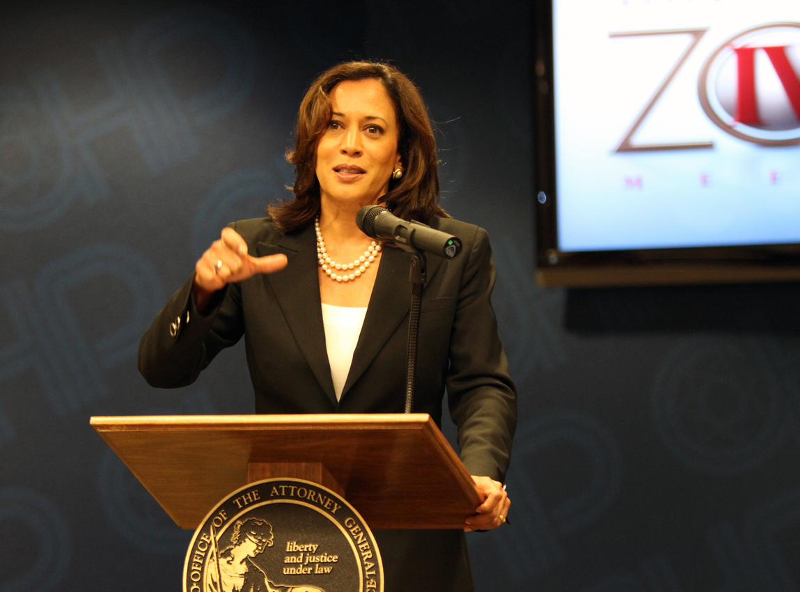 Kamala Harris's Record Proves Her Allegiance To Politics Over Principles