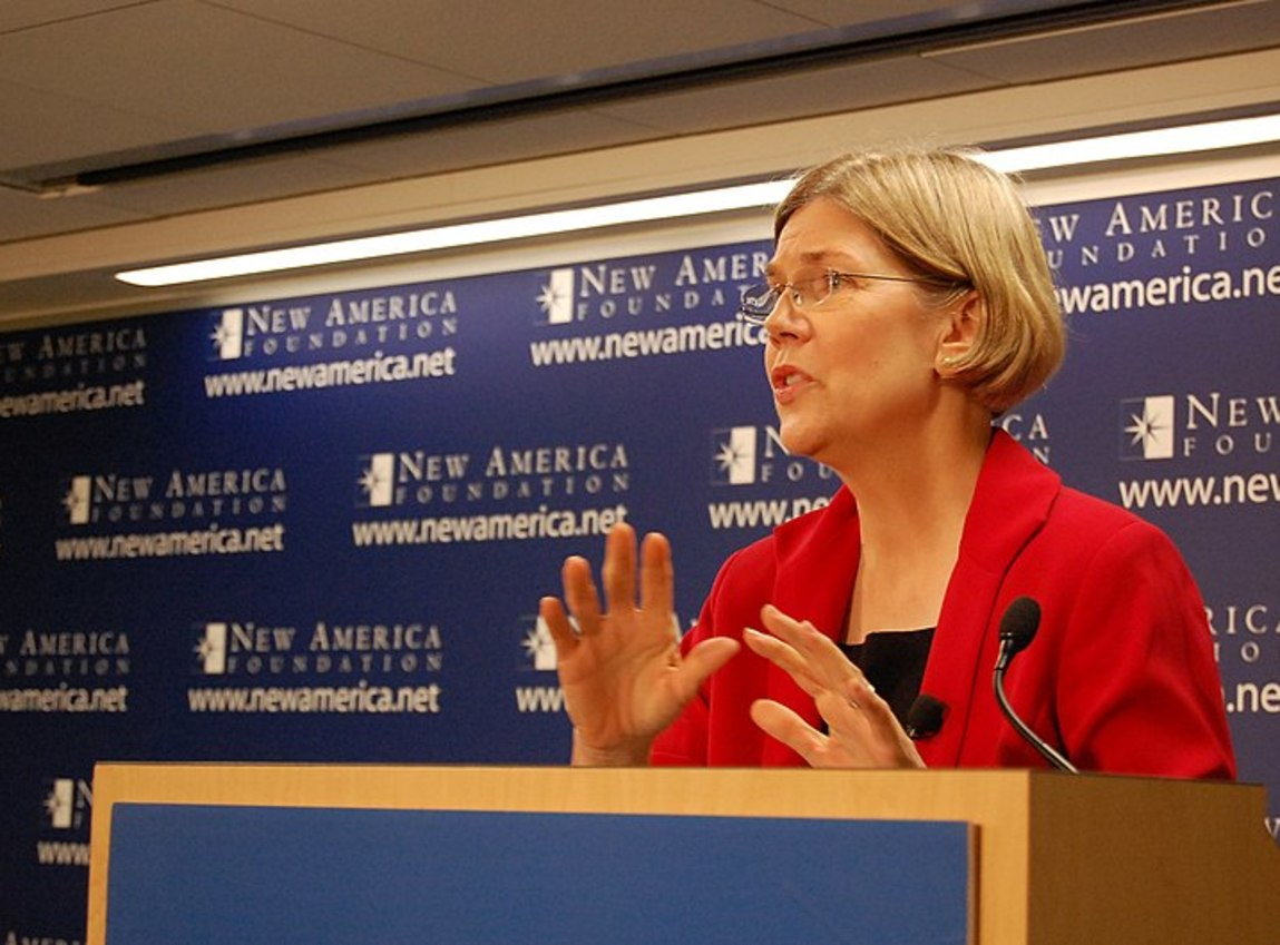 Elizabeth Warren Wants to Pay Off Your Student Loans with Other People's Money