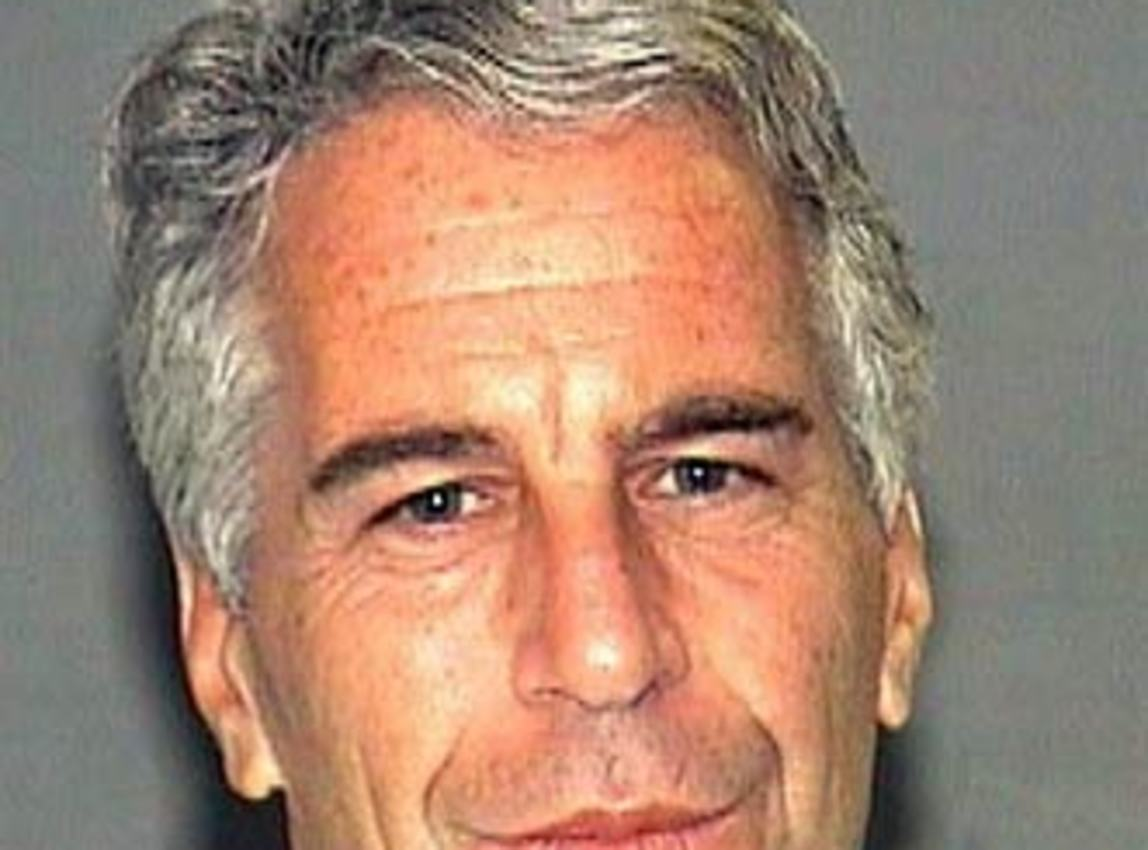 Jeffrey Epstein had burst capillaries in his eyeballs after he died which indicates he was STRANGLED