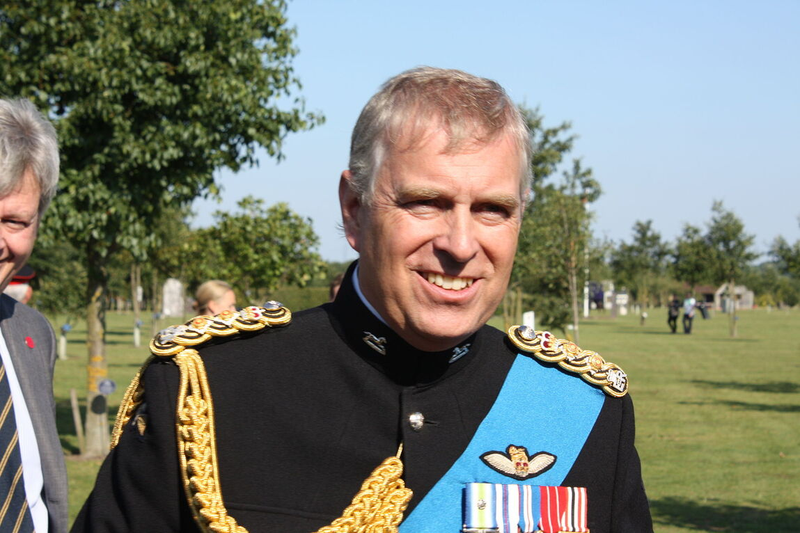 Report: Prince Andrew Remains In 'Constant Contact' With Accused Epstein Madam
