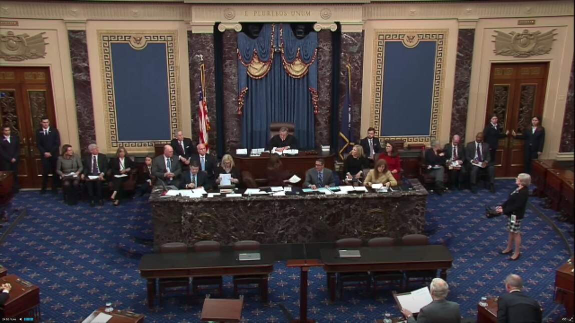 Impeachment Winds Down With Whimper as Washington Moves On
