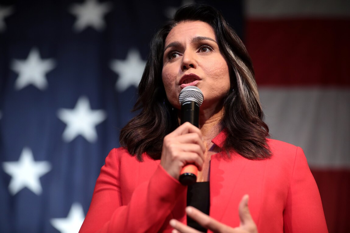 Gabbard Urges Americans To Reject 'Racialism': We're All God's Children, 'Race' Politics Is 'Divisive'
