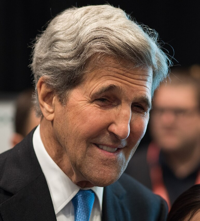 F---ING FALSE: John Kerry explodes when asked if running in 2020