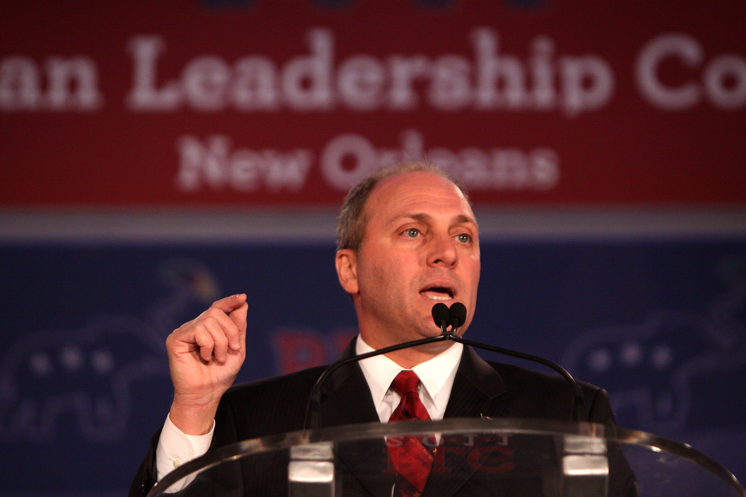 STEVE SCALISE WINS TWEET OF THE YEAR