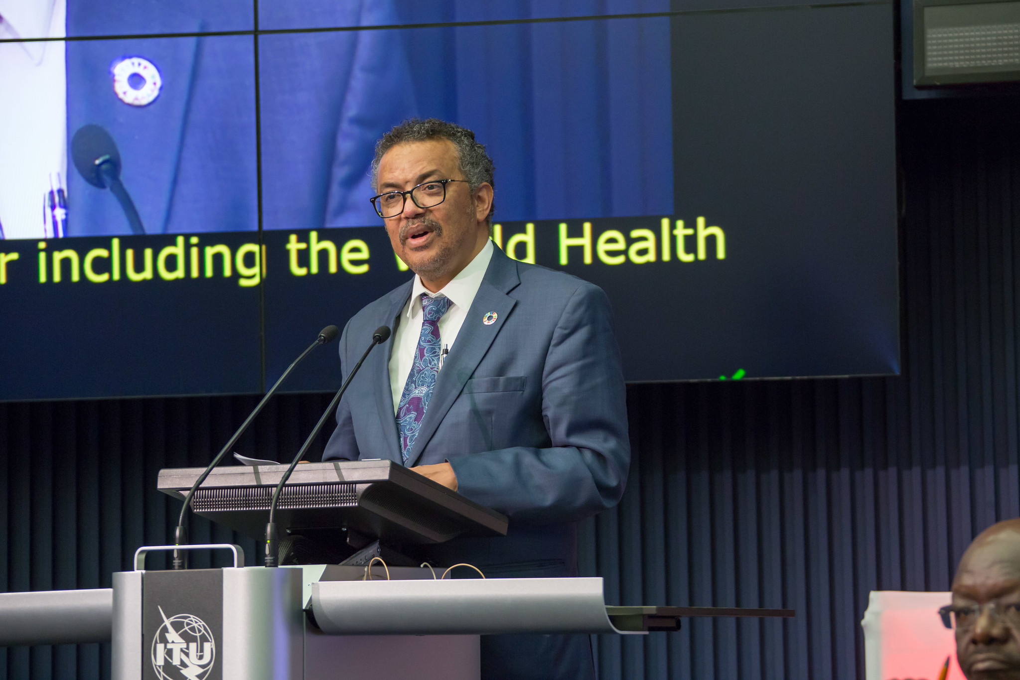 World Health Organization Director Again Parrots Chinese Propaganda In Anti-Taiwan Tirade