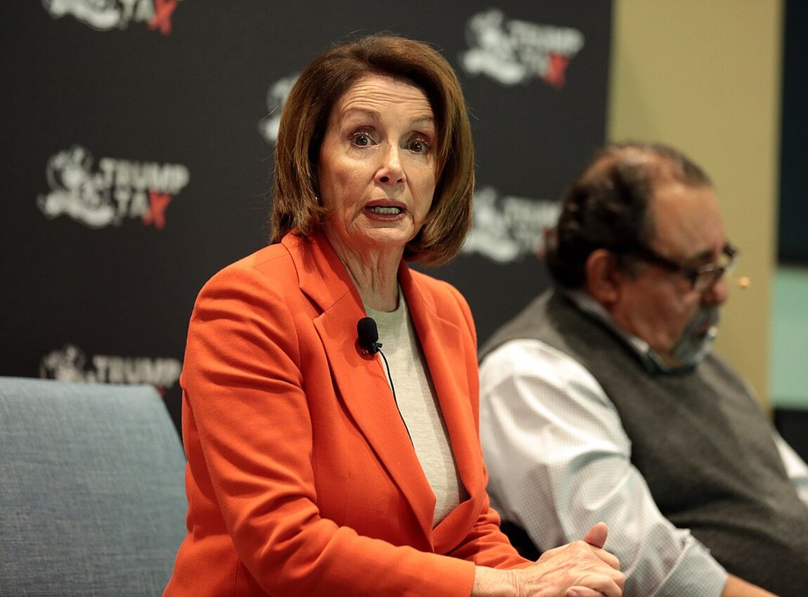 Pelosi, Democrats To Hold 'Event' To Discuss The 25th Amendment, Suggesting They'll Try Removing Trump From Office