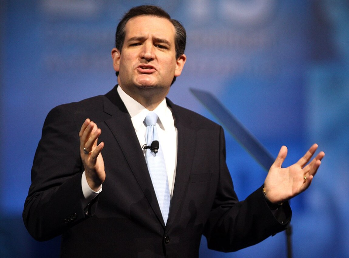 Ted Cruz Drags The Washington Post for Ridiculous, Slobbering Take On China